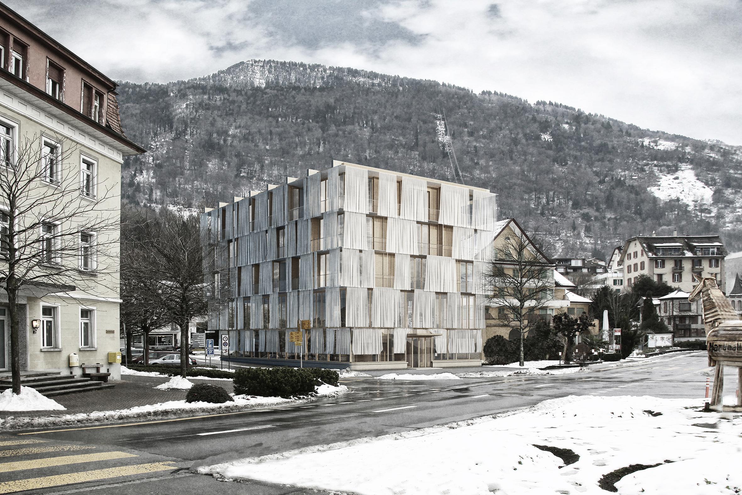 Fokus material master architektur studiengang der fhnw for Master in architektur
